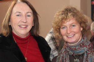 Mai McKiernan and Clare O'Connell